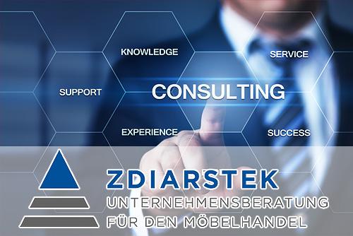 Unternehmens-Beratung Frank Zdiarstek